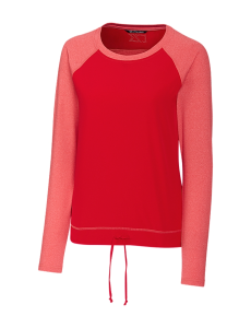 Cutter & Buck Ladies Response Hybrid Pullover