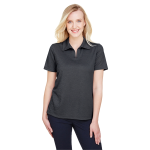 Devon & Jones CrownLux Performance™ Ladies' Address Melange Polo